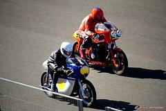 Suzuki contra Laverda