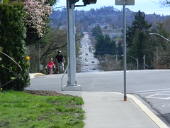 What hill 20150406217 173 (Luton) Tags: bike bicycle bicycling cycling victoria bicycles bicyclefacilities victoriabc saanich oakbay bicycleadvocacy