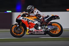 Marc Mrquez. Test MotoGP Catar 2016. (Box Repsol) Tags: test motogp catar 2016 marcmrquez
