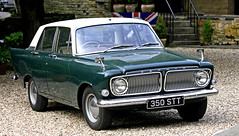 Early 60s Ford Zephyr 6 213E 4 door. (wontolla1) Tags: door 6 cars ford car vintage tv 4 zephyr z 1960s saloon mk3 mk111 213e