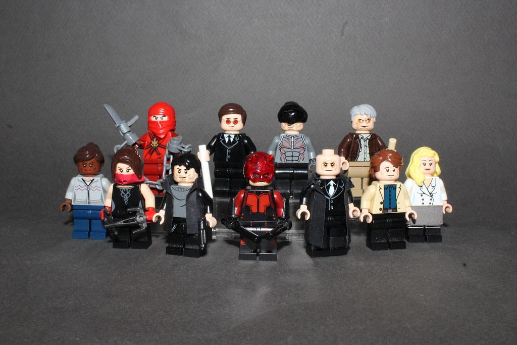 Marvel Heroes  Hell S Kitchen Farm
