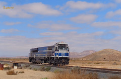 "La ""Demo"" (Rodrigo yañez) Tags: chile brasil tren demo diesel desierto ac hierro emd electromotive demostrator ferronor gt46"