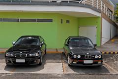 BMW M3 (E46) & M3 (E30) (Jeferson Felix D.) Tags: camera brazil rio brasil riodejaneiro canon de photography eos photo foto janeiro bmw fotografia m3 e30 e46 bmwm3 bmwe30 18135mm 60d worldcars bmwm3e30 bmwm3e46 bmwe46 canoneos60d