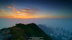 Sunset Clouds Of Hong Kong @ 2016-03-01 (kuno mejina) Tags: sunset mountain zeiss landscape hongkong sony  magicmoments sunsetclouds magichour  nisi carlzeiss    thisishongkong  ultrawideanglelens sonyphotos distagont2815 zeissdistagont2815ze sonya7rii sonyfullframer