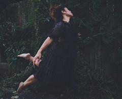 Find your truth (elliftheartist) Tags: selfportrait garden outdoors fly emotion levitation dreamy float whimsical fineartphotography surrealphotography conceptualphotography vintagegown