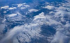 Idaho Mountains (Tony Webster) Tags: winter snow mountains us unitedstates aerial idaho aerialphoto wyoming peaks montpelier mountainrange cariboutargheenationalforest meadepeak