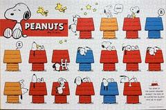 Peanuts / Good Night Snoopy - Epoch - 1000 Teile (.Francine) Tags: comic cartoon peanuts puzzle snoopy