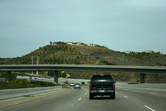 I-5 North: Overpass Near CA56 (formulanone) Tags: california i5 sandiego interstate5