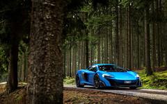 Spa Francorchamps. (Alex Penfold) Tags: blue cars alex car belgium super mclaren autos spa supercar supercars penfold 2016 ceruleum shmee150 675lt