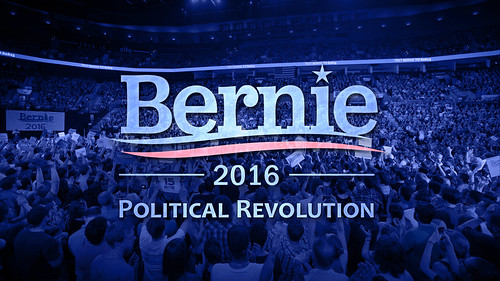 Bernie 2016 - Political Revolution by martin_emes, on Flickr
