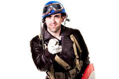 Captain America cosplay (msgbonniec) Tags: new america 35mm comics mexico prime dc nikon cosplay albuquerque captain marvel lastolite d610 hilite novatron pocketwizard