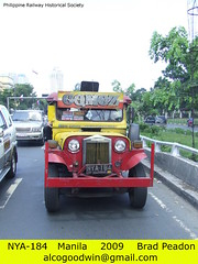 Manila Jeepney 2009 (alcogoodwin) Tags: road philippines transport espana transportation manila cubao jeepney quiapo jeepneys philippine prhs