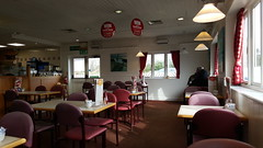 Little Chef - Bicester Interior (hyamoliver) Tags: burgerking a41 littlechef bicester
