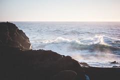Point-Lobos-18 (hotcommodity) Tags: ocean california sunset wild beach nature water monterey waves highway1 pacificocean westcoast seamist beautifulearth turquoisewater bigsurhighway pointlobosstatenaturalreserve