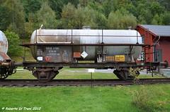 Zckk Rjb (Di Trani Roberto) Tags: 21 merci 5 hydro freight carri 65 wagons 1215 norsk rjukan mael wagen riv 722 gterwagen rjb rjukanbanen scandinavia092012 zckk