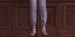 """J102/365  """"Saut d'colire"""" (manon.ternes) Tags: pink paris girl socks project photography student friend photographie photos 365 fille defense personnes personne saut projet derbies parisienne chaussure tudiante 365days 365project projet365"""