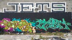 Jets, Sage & Bailer... (colourourcity) Tags: streetart graffiti fly awesome id jets melbourne sage flies bunsen burner bale joiner bails acm burners msa joiners bailer melbournestreetart streetartmelbourne theboneyard streetartaustralia burncity instinctdriven colourourcity colourourcityoz colourourcitymelbourne artcrushhmob