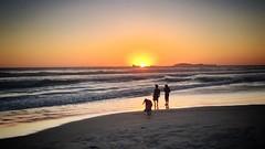 Enjoying A Sunset at Rosarito Beach, Mexico. (Vegas408) Tags: mexico bajacalifornia rosaritobeach