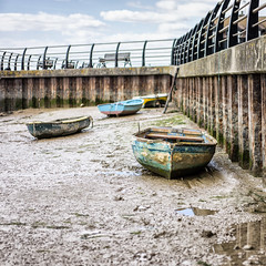 Low Tide (Cirrusgazer) Tags: boats seaside mud harbour sticky stranded muddy wey shoreham shorehambysea tactile claggy sonya7r fe55mmf18za