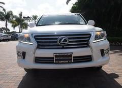 Lexus - LX 570 - 2013  (saudi-top-cars) Tags: