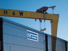 engineering heritage (D-j-L) Tags: canon giant unitedkingdom crane engineering belfast gb northernireland goliath gantry s100 harlandandwolff
