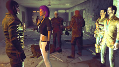 582 (Beth Amphetamines) Tags: railroad wallpaper white hair bay outfit screenshot wolf ghost shell center gits medical human armor medallion inthe fighters mass viper agents resistance distant kusanagi purplehair motoko ashen witcher geralt fallout4