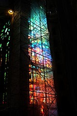 "Constructing light (Jerzy Durczak (a.k.a."" jurek d."")) Tags: barcelona light church cathedral stainedglass sagradafamilia"