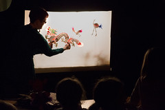 """Shadow Puppetry Workshop Saturday March 12th <a style=""""margin-left:10px; font-size:0.8em;"""" href=""""http://www.flickr.com/photos/94480569@N05/25984597355/"""" target=""""_blank"""">@flickr</a>"""