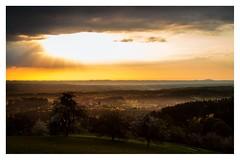 Sonnenaufgang Steinberg (Superrichi220) Tags: landscape sonnenaufgang morgens morgendmmerung farbenspiel morgenrte landschaftsfotografie farbenspiele farbkompositionen canoneos6d canonef100mmf28lmacroisusm canonef24105mmlf40isusm farbenspieldernatur