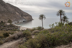 IMG_8649 (Enrique Gandia) Tags: sea espaa beach nature landscape mar spain hippie almeria cabodegata sanpedro lasnegras calasanpedro travelblogger calahippie