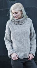 Blonde girl in wool sweater (Mytwist) Tags: woman sexy classic wool girl fashion lady female fetish vintage design cozy sweater fuzzy traditional handknit style troja blonde passion timeless handcraft slave laine vouge handknitted sweatergirl knitwear cabled strikk woolfetish handgestrickt naturull naturulltroja