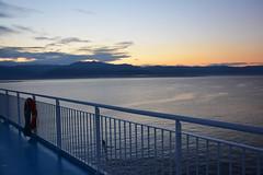 Lever de soleil (Dorian Duplex) Tags: ferry de soleil marseille bateau paysage ajaccio lever equipage coque traverse