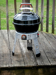 new grilling droid (wwnorm) Tags: grill droid greill picaday2016