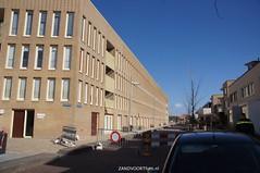 DSC01100 (ZANDVOORTfoto.nl) Tags: 28 dak maart 2016 schade ontruiming bakstenen kromboomsveld28316zandvoort ontruimingivmvallendebakstenenendaklekkage kromboomsveld