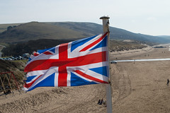 True brit (newbiephoto92) Tags: blue sea beach coast seaside nikon north coastal devon d3200