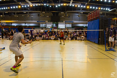 Badminton - Cartel 2016 (MINES_ParisTech) Tags: paris sport mines nantes cartel albi ingnieur als sainttienne minesparistech sportuniversitaire