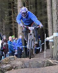 02 MTB SCDH 16 Apr 2016 (41) (Kate Mate 111) Tags: uk mountain bike forest cycling crash sheffield yorkshire steve competition racing downhill peat riding mtb mountainbiking grenoside