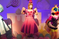 "Kyary Pamyu Pamuseum 2 ~Ishou Mori Mori Okashi na Mori~: Kyary Pamyu Pamyu's Costume of ""Mottai Night Land"" Music Video (Dick Thomas Johnson) Tags: music art fashion japan night tokyo costume outfit land  roppongi  wardrobe roppongihills minato    mottai    kpp  kyarypamyupamyu   kyarypamyupamuseum"