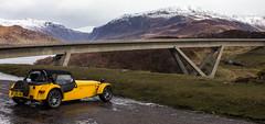 North Coast 500 2 (mctavishmark) Tags: bridge coast scotland driving north 500 kylesku catherham