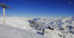 Moutiere chairlift (A. Wee) Tags: france alps skiresort valthorens chairlift  troisvalles  les3valles moutiere