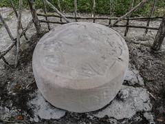 "Tikal: stèle de l'Acropole Nord <a style=""margin-left:10px; font-size:0.8em;"" href=""http://www.flickr.com/photos/127723101@N04/26211757356/"" target=""_blank"">@flickr</a>"