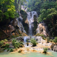 Kuang Si waterfalls. #laos #luangprabang its beautifull there! #nature #travel #ttot ------------------------------------------- #NatGeoTravel #lp #expediapic #rtw #tripnatics #lovetheworld #traveller #igtravelers #travelling #beautifuldestinations #trave (christravelblog) Tags: travel travelling me nature its photography for do photos si feel free visit follow wanderlust traveller more credit website waterfalls lp there them but contact laos stories rtw share luangprabang beautifull kuang travelphotography cooperate lovetheworld travelblogger bucketlist ttot beautifuldestinations travelgram postcardsfromtheworld travelingram igtravel igworldclub instatravel natgeotravel travelstoke igtravelers traveldeeper wwwchristravelblogcom huffpostgram expediapic tripnatics writetotravel