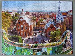 Barcelona (pefkosmad) Tags: barcelona photo spain hobby puzzle leisure jigsaw grafix pastime
