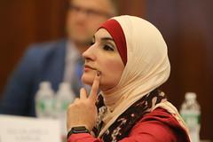RCC 2016 plenary audience: Linda Sarsour