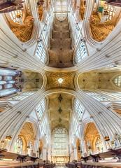 Bath Abbey (Londonietis) Tags: uk england panorama church abbey canon bath hdr bathabbey photomatix samyang vertorama londonietis kestasbalciunas