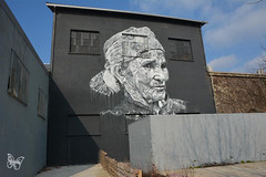 Hendrik Beikirch aka ECB - Tracing Marocco (s.butterfly) Tags: street art aka mural mr freeze toulouse tracing ecb marrocco hendrik beikirch