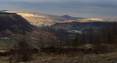 Rhondda fach (class 50) Tags: wales valley ferndale valleys rhondda fach maerdy