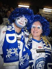 Snygga leksingar 2009-11-27 (Michael Erhardsson) Tags: if fans 2009 supporters superstars lif leksand snygga leksands hockeyallsvenskan leksingar 20091127