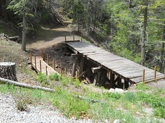 Bridge A 249-Cloudcroft. New Mexico (National Register) Tags: color history industry place property engineering historic nationalregisterofhistoricplaces