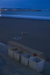 1DXmk2Test (Propangas) Tags: city japan night kamakura shore jp
